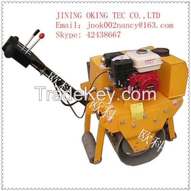 OK-700C Single wheel diesel road roller