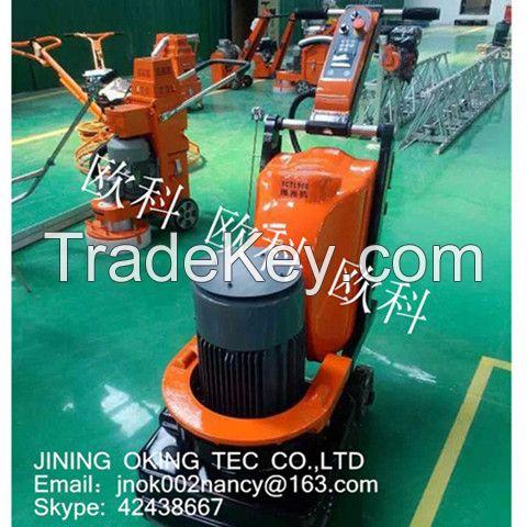 OK-900 Concrete polishing Machine