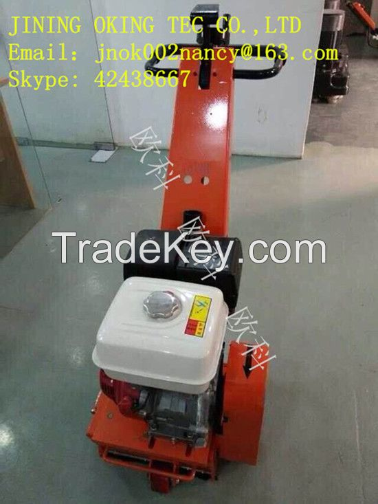 OK-300 Electric road scarifying and milling machine