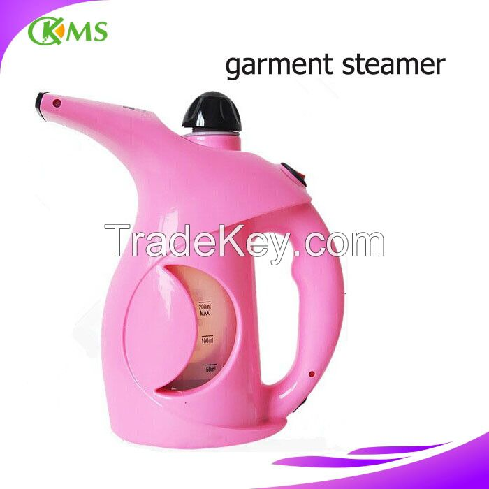 2 in 1 best price garment steamer with face steaming