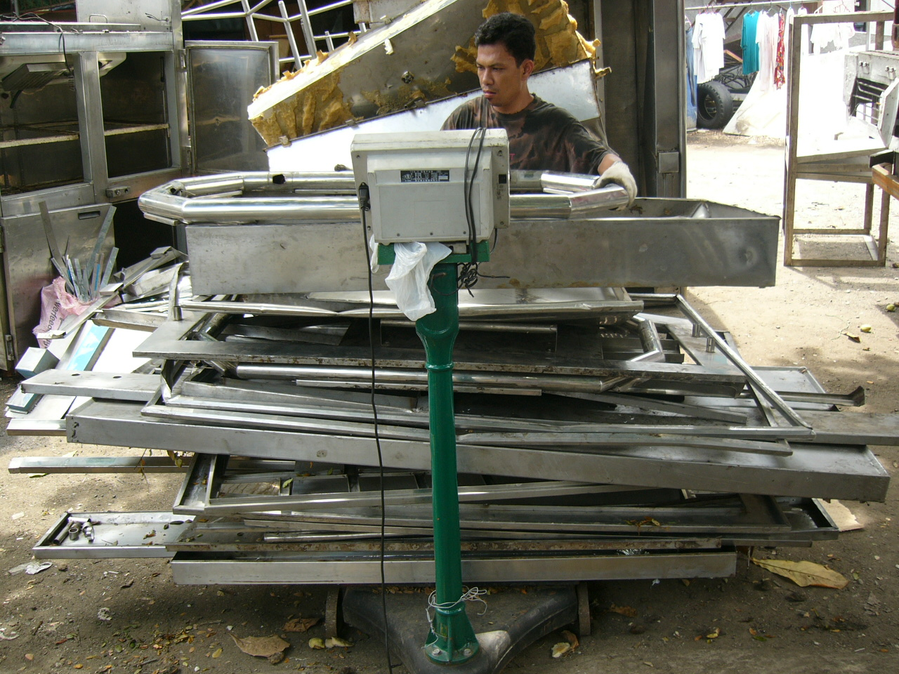 Scrap Stainless Steel