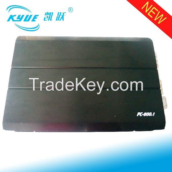 Kyue Mono Block Car Amplifier PC-800.1