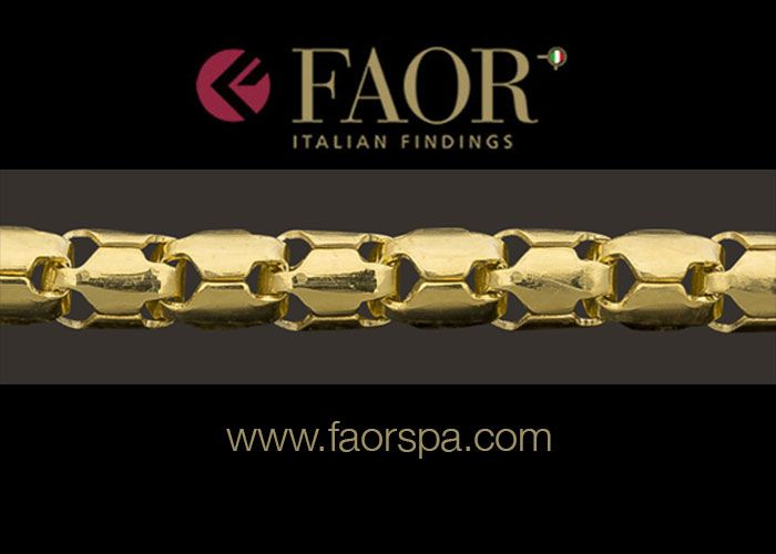 Jewellery Chains - Wholesale/ Manufacturer Italian Jewelry Findings
