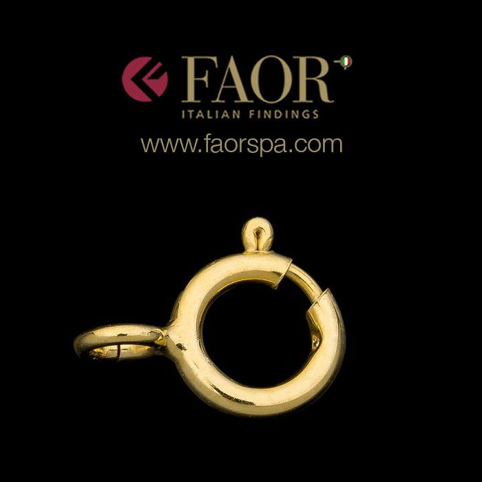 Spring Rings - Wholesale/ Manufacturer Italian Jewelry Findings