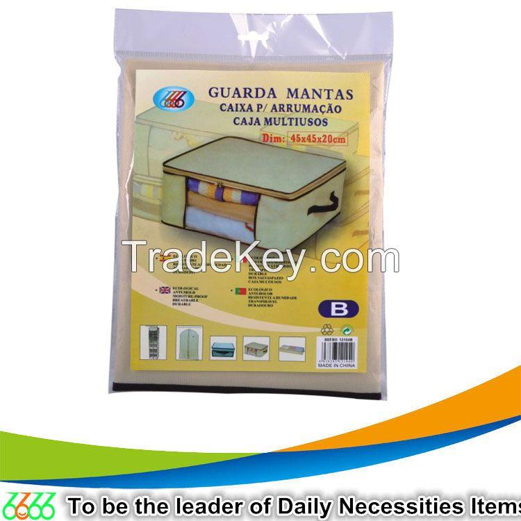 Yiwu China small commodity city wholesale blanket bag