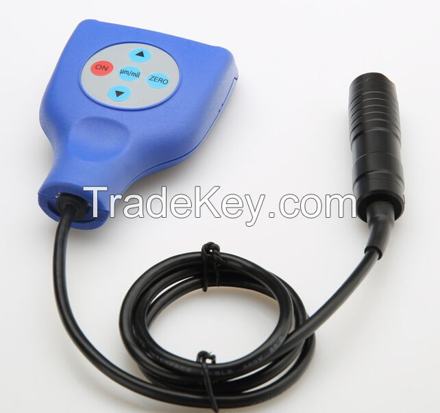 GTS820NF split type non-ferrous coating thickness gauge by GuoOu