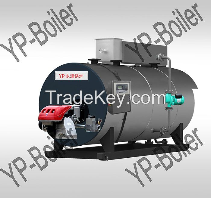 Horizontal Condensing Ordinary Pressure Hot Water Boiler