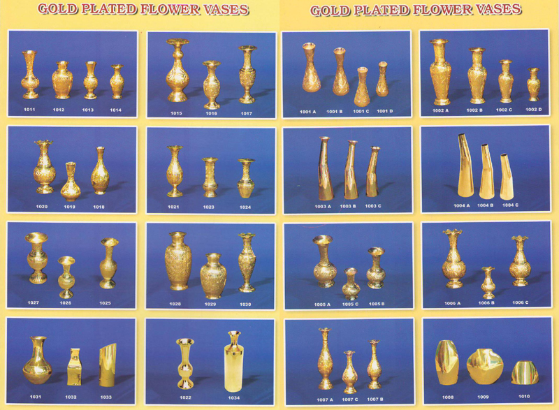 24 Ct Gold Plated Items
