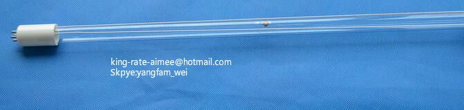 GPH1554T5/HO 145W High output 4PINS SINGLE END UVC germicidal lamp