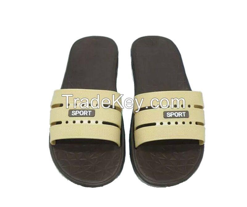 The hot-selling EVA PVC man slipper flip flops