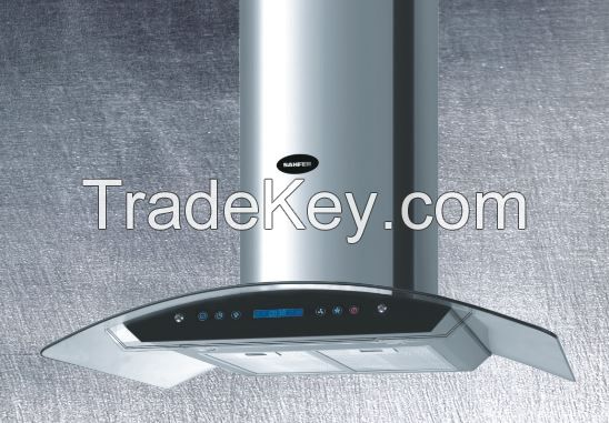 Butterfly design style Range Hood with huge suction capacity