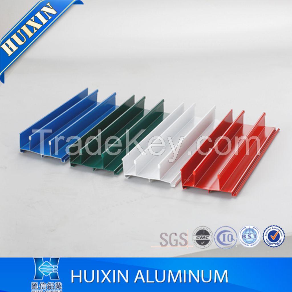 Nigeria market hottest sale Powder coating aluminum window/door extrusion profiles