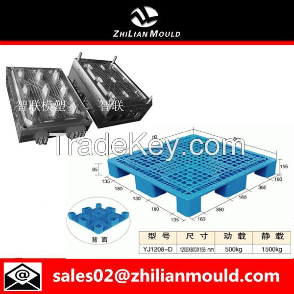 Taizhou durable nine-foot pallet plastic injection molding machine