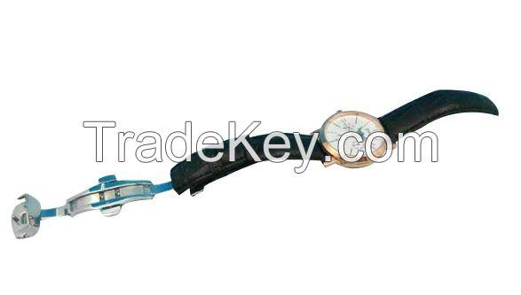 2015 XF Newest leather watch IR camera for poker cheat|poker analyzer|marked cards
