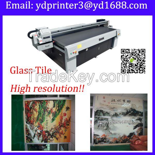 tile TV ceramic uv printer 1440dpi high resolution uv ceramic printer