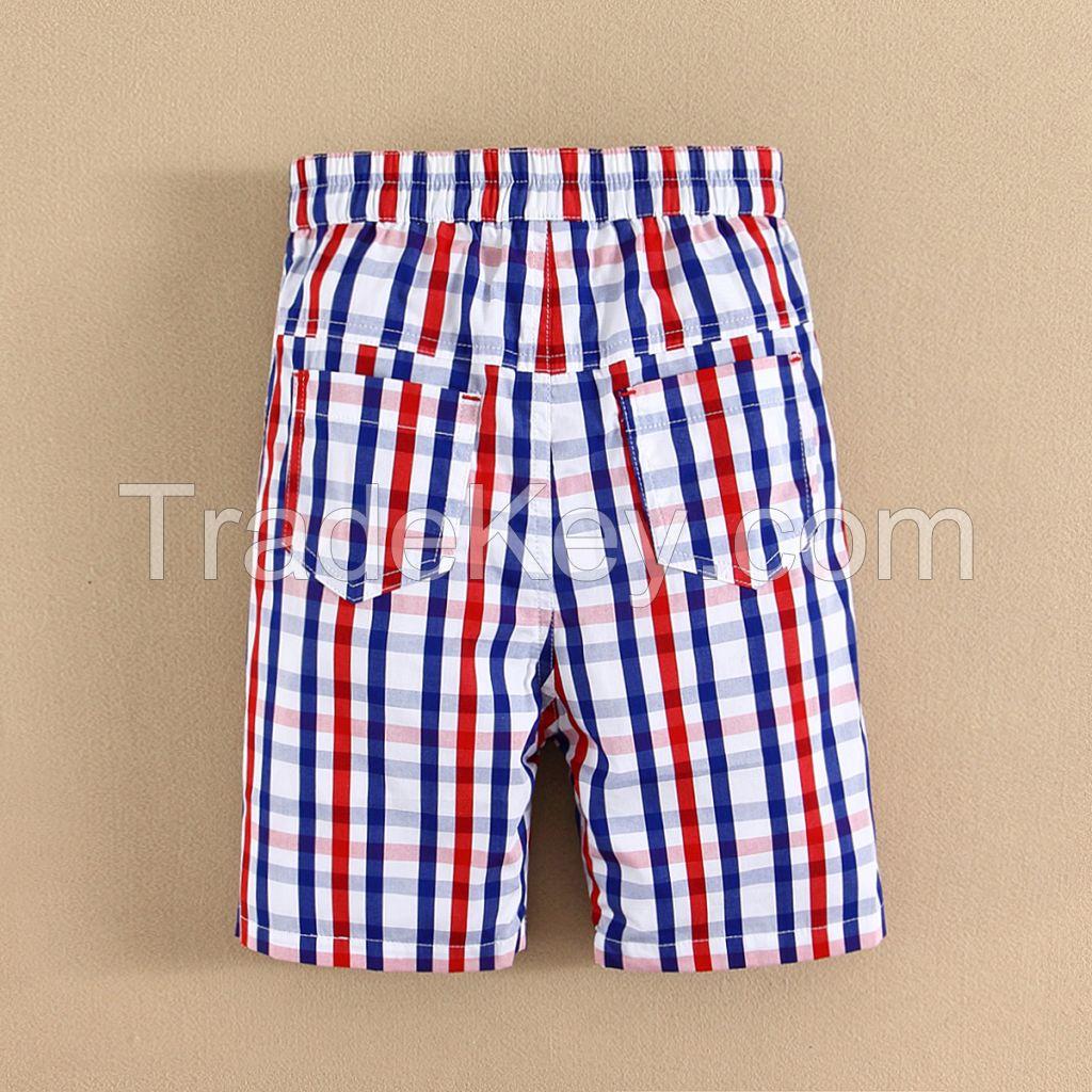 Baby Boy Cotton Shorts