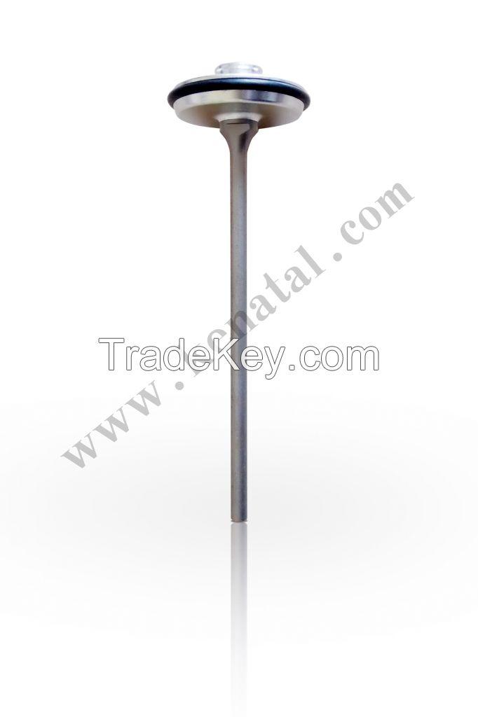 Main piston unit of coil nail gun CN90