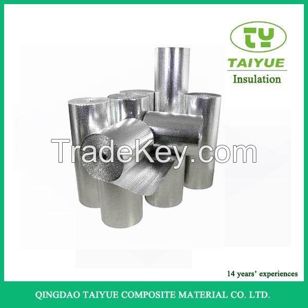 Aluminum Foil Single Bubble Heat Insulation Construction Material