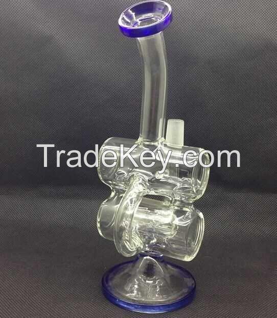 water recyle glass bongs