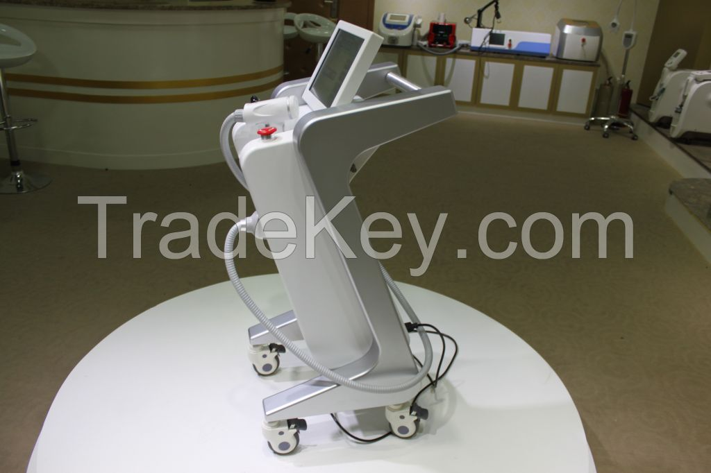 2015 New Trend High Intensity Focused Ultrasound HIFU Slimming Machine