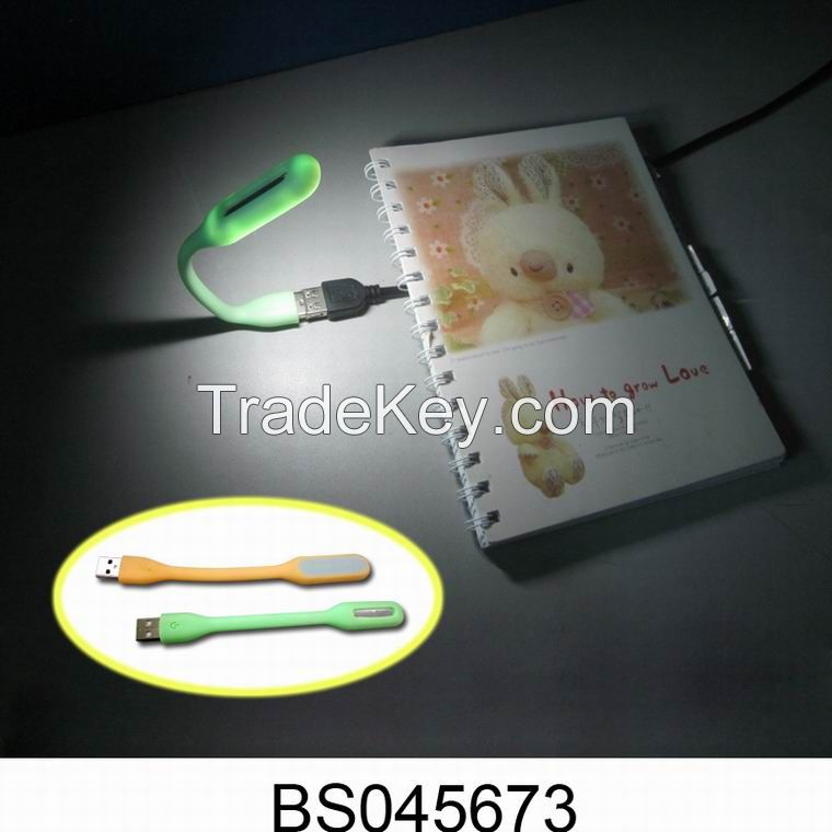 2015 new design mini usb lamp for laptop