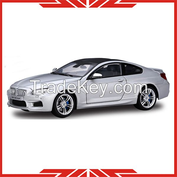 Licensed 1:24scale diecast BMW model car for collection