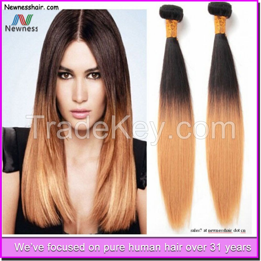 Best Selling Products In America Can be dyed 100 percent brazilian hair weaving