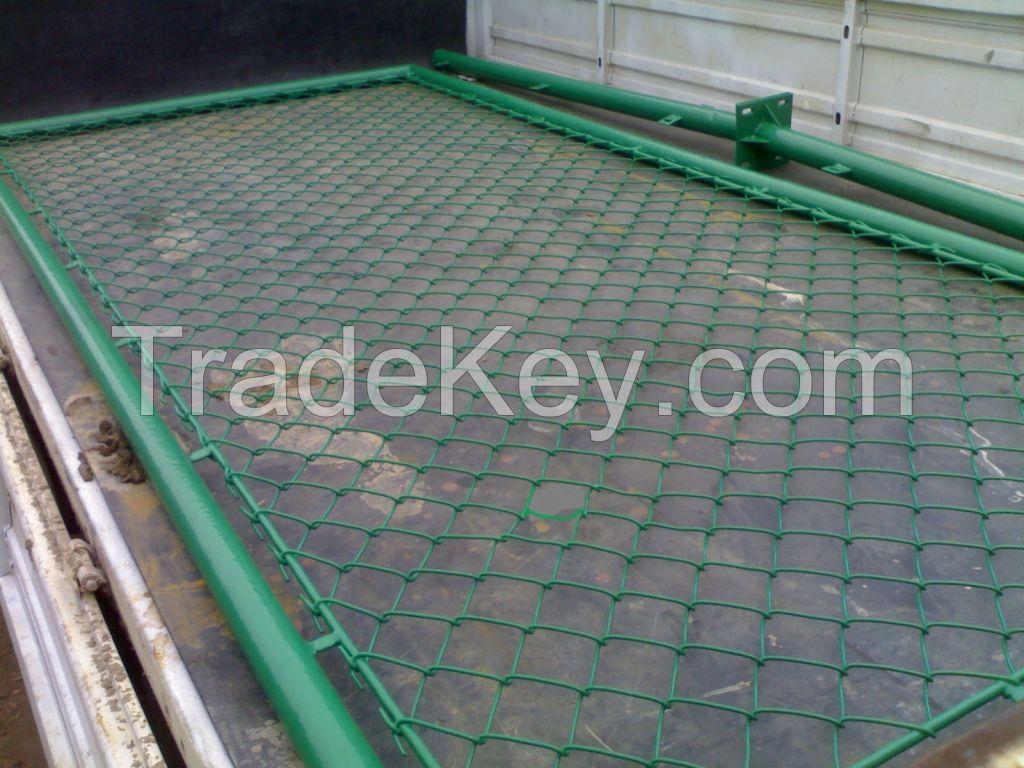 chain link fence popular in Pakistan