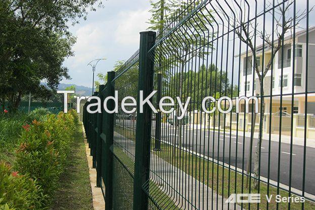 fence popular in Pakistan
