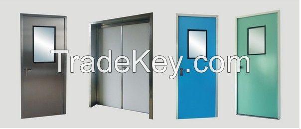 GMP Standard Steel Doors