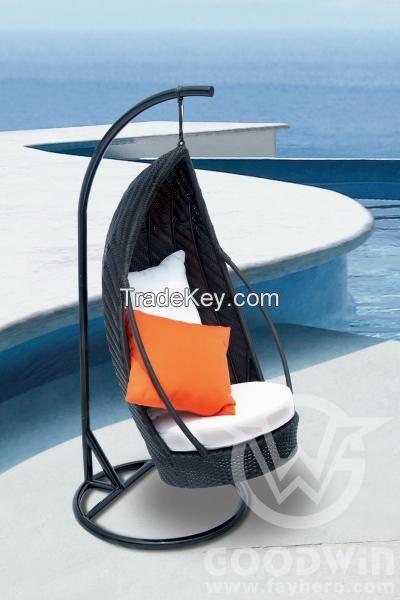 Adult outdoor garden furniture beach gothic hanging swing chair