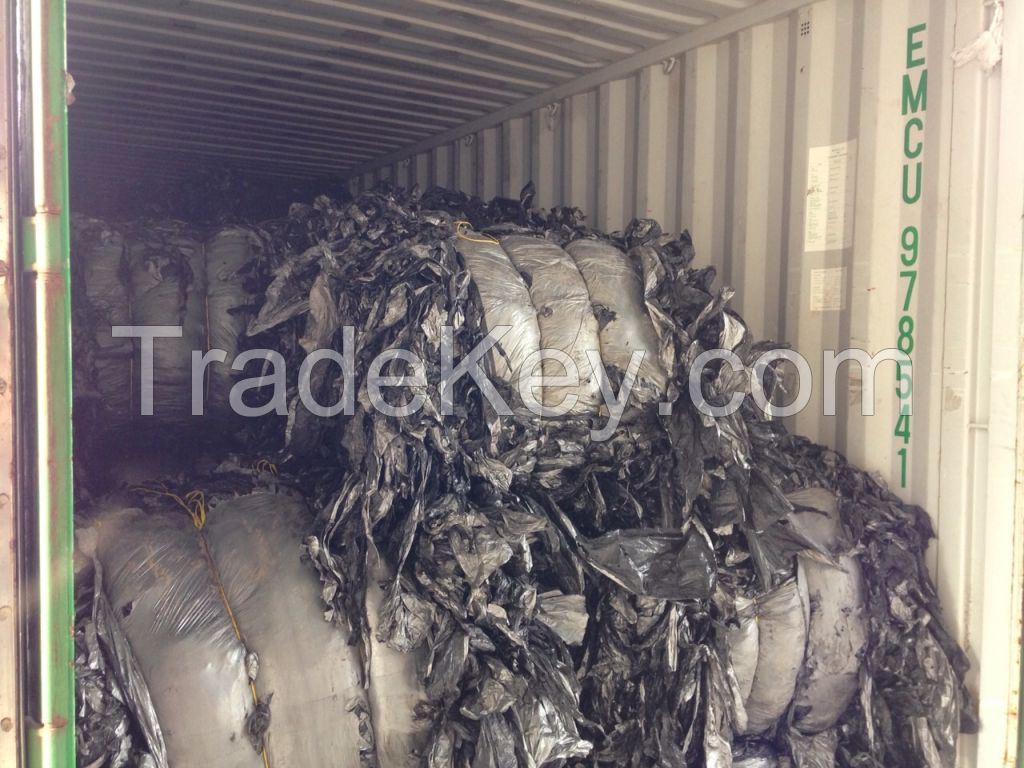 AG FILM scrap washed. LDPE