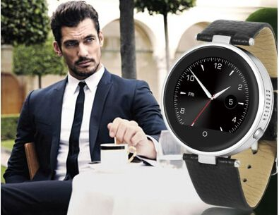 2015 New Luxury Bluetooth Smart Watch Unisex Wristwatch Support Pedometer Sleep Monitor Water Resistant Sports Wrist Watch Wearable Devices