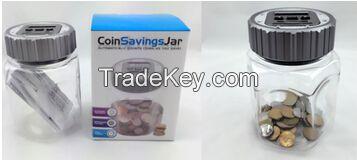 COIN SAVING JAR