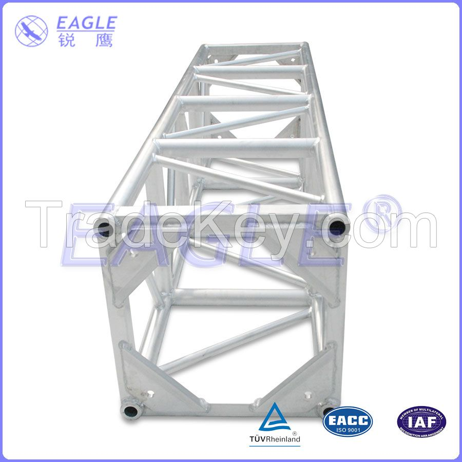 2015 new design high quality bolt aluminum truss for lighting