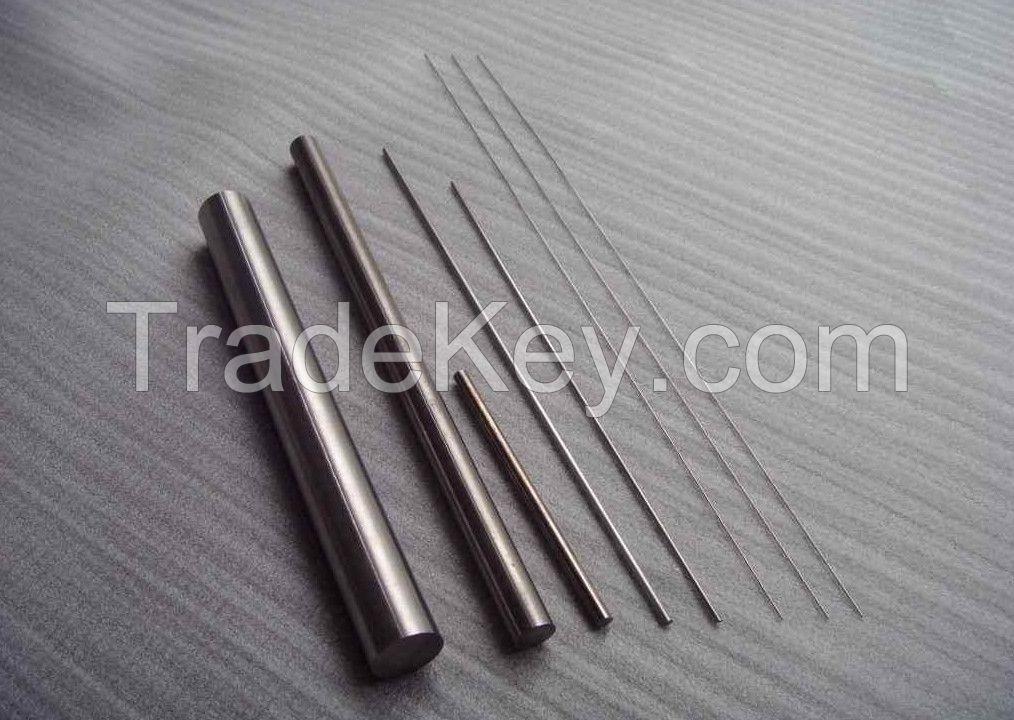 Molybdenum pipe or molybdenum tube