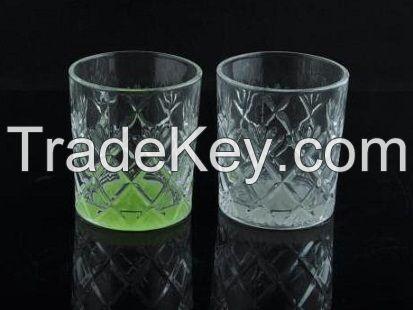 Wholesale Night Light Luminous Pattern Shot Glass Cup