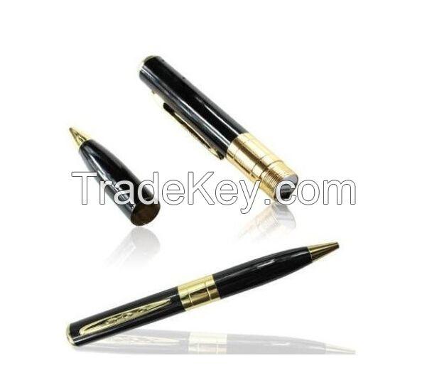 spy pen camera mini pen dvr pinhole  hidden camera pen recorder