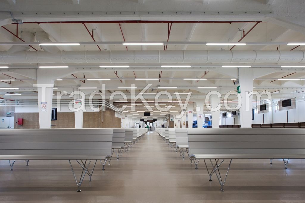Mascagni Airport - Airport Seatings