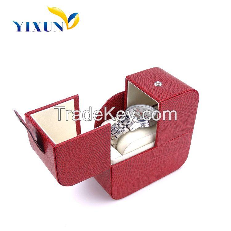 New fashion leather luxury watch box