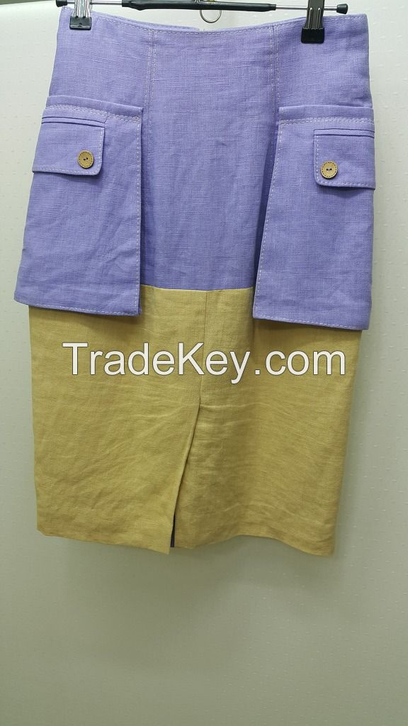 Cream used clothing korea