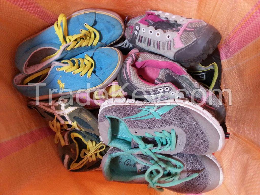 Korea Used Shoes