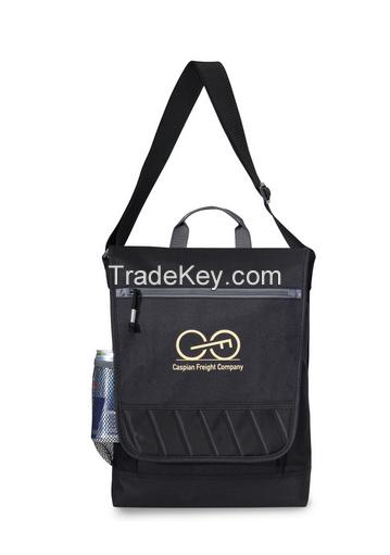 Passage Vertical Messenger Bag