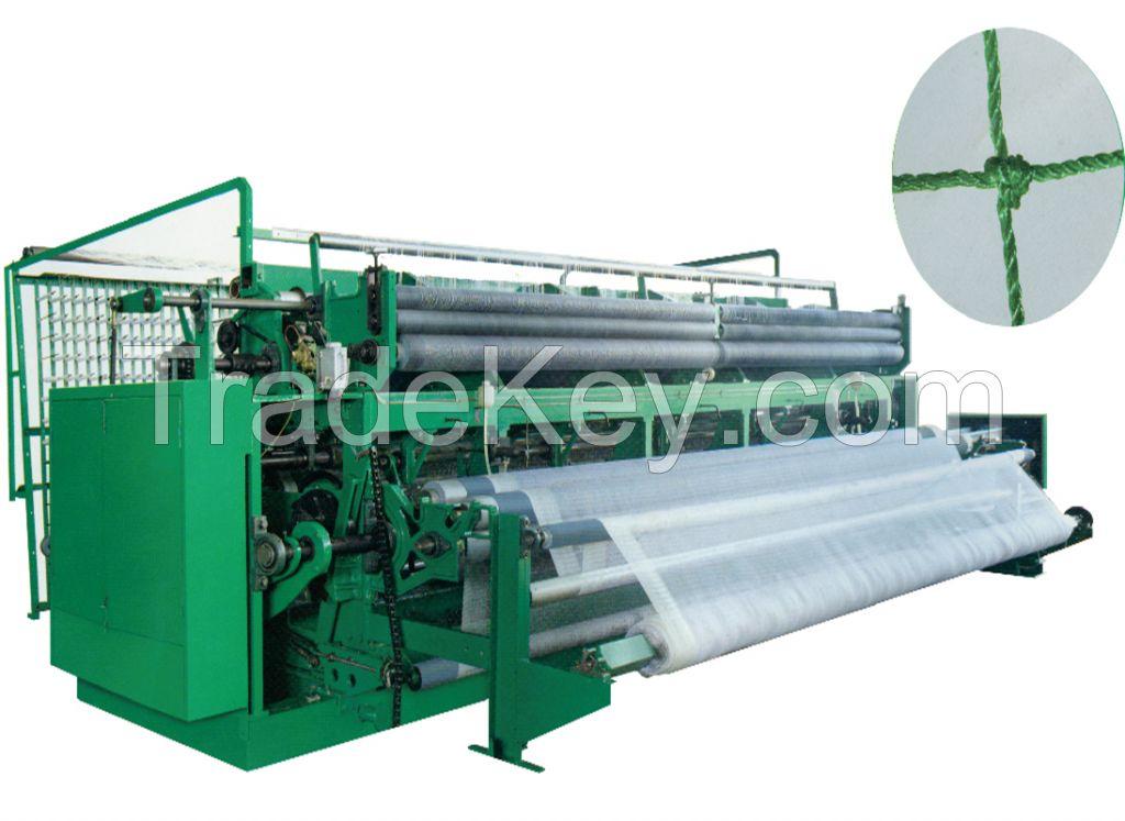 TOYO netting making machine fishing net weaving machine ZRSN7.5-1000