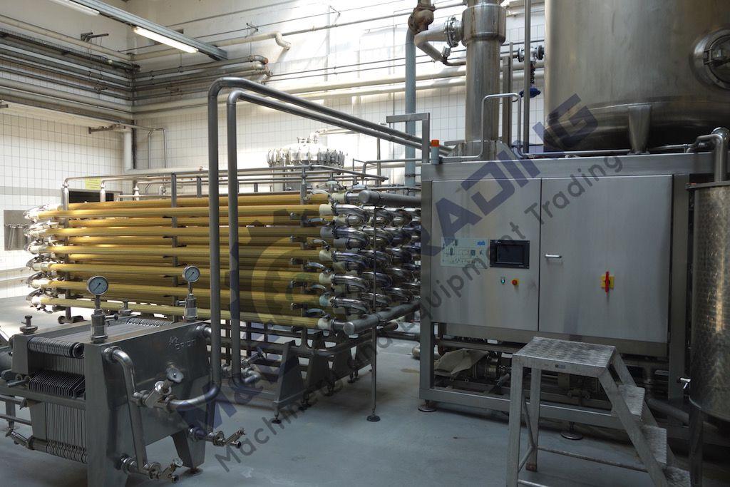 Used Unipektin Ultrafiltration Plant for SALE!!!