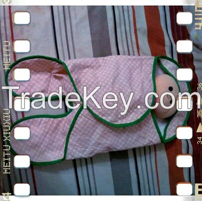 Cotton flannel baby towel
