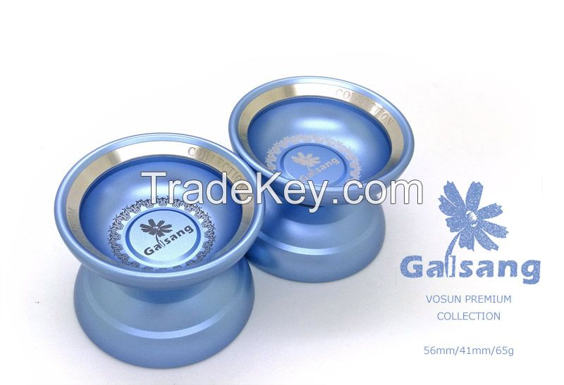 Vosun yoyo contest grade bimetal yoyo Galsang