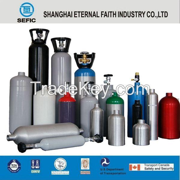 50L High pressure gas cylinders
