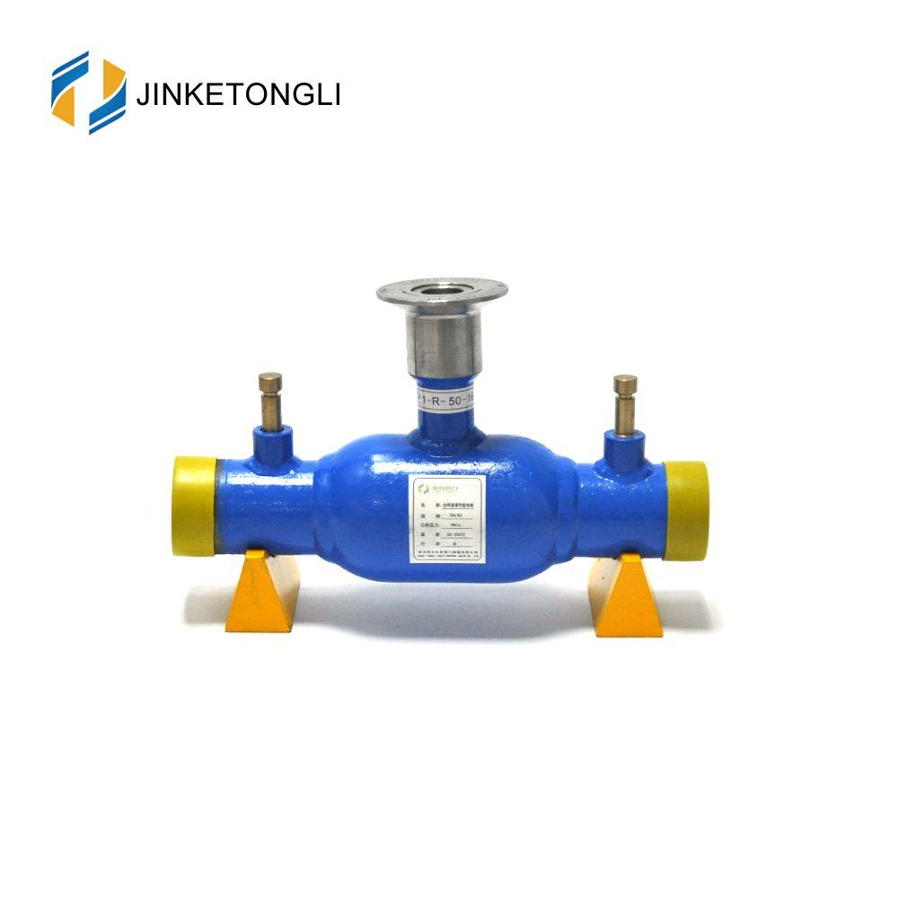 Balance ball valve new patent 2018 China manufacturer DN50