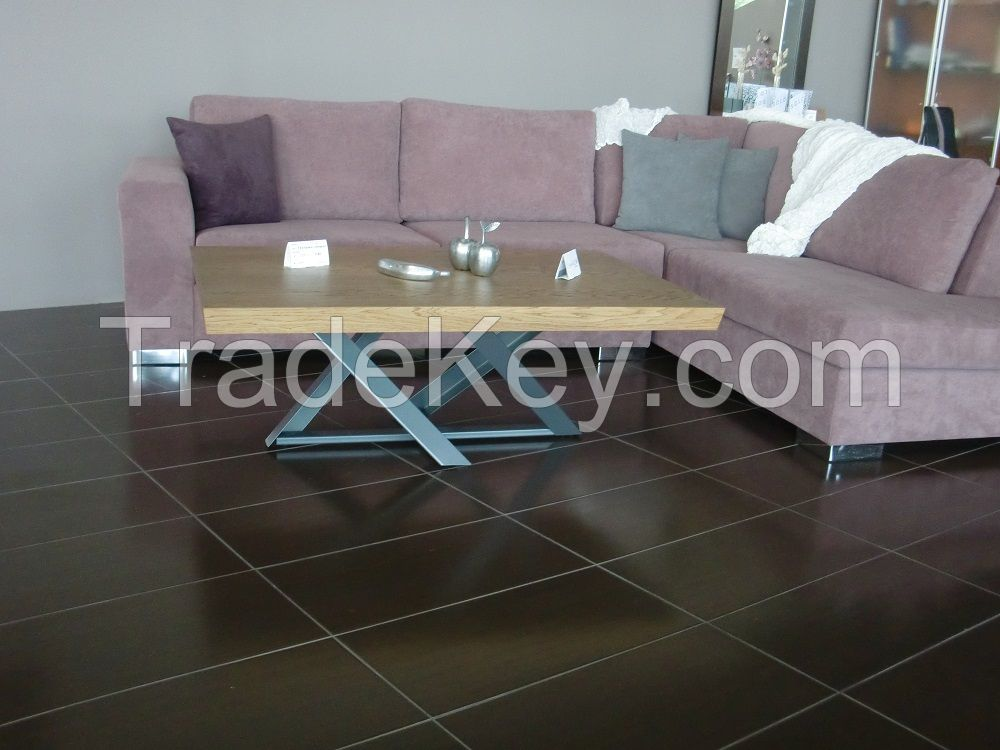 modern design Dining Table with metal base